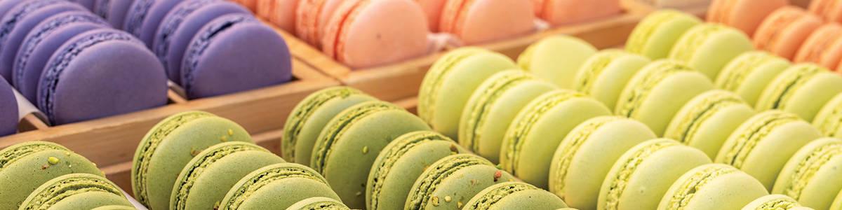 Ketsourine Macarons